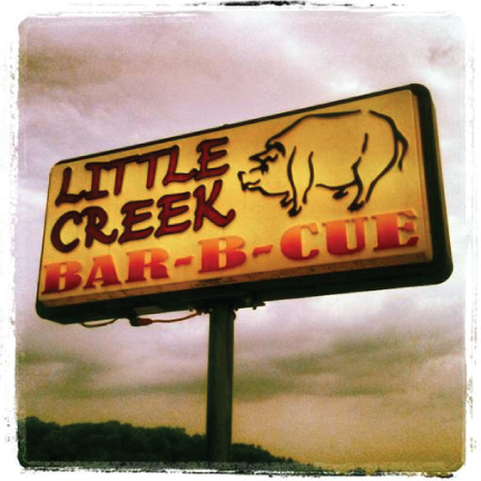 Little Creek Bar-B-Cue Co.